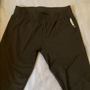 Black Gymshark leggings size large